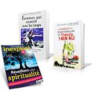 Affiche Coffret Féminin  & Spiritualité de la selection INREES Family