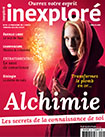 illustration du magazine Inexploré