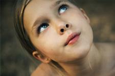 Une enfant face au surnaturel