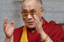 Good-bye, Dala�-lama ?