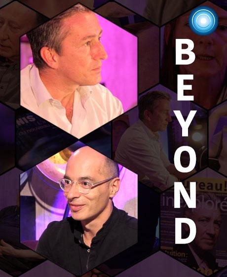 Confidences de<br/>Bernard Werber : <br/>BEYOND n°8
