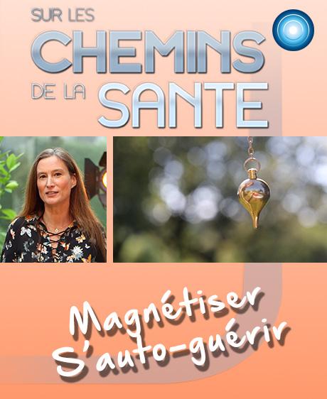 Magnétiser et s'autoguérir : <br/>Sur les chemins <br/>de la santé n°1