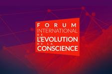 illustration de evenement 3e Forum int. de l'évolution  de la conscience