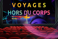 illustration de evenement Voyages hors du corps