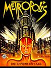 illustration de film Métropolis