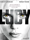 illustration de film Lucy