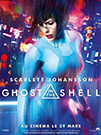 illustration de film Ghost in the Shell