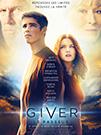 illustration de film The giver