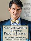 illustration de film Conversations beyond proof of heaven