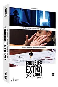 Enquêtes Extraordinaires Saison 2 (DVD)