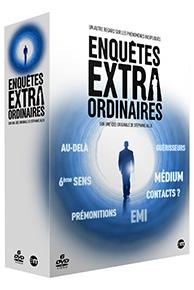 Enquêtes Extraordinaires Saison 1 (DVD)