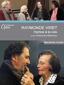 Raymonde Viret - Hymne à la voix