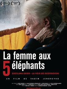 La femme aux 5 élephants
