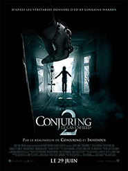 Conjuring 2 Le Cas Enfield