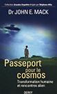 Affiche Passeport pour le cosmos de la selection INREES Family