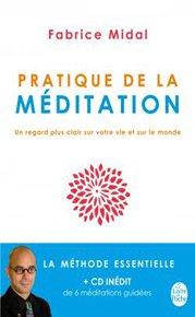 illustration de livre Pratique de la méditation
