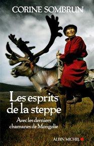 illustration de livre Les esprits de la steppe