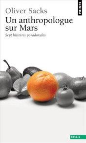 illustration de livre Un anthropologue sur Mars