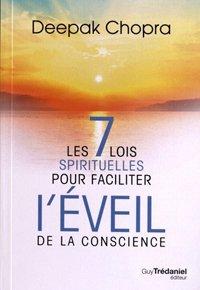 illustration de livre Les 7 lois spirituelles pour faciliter l'éveil de la conscience