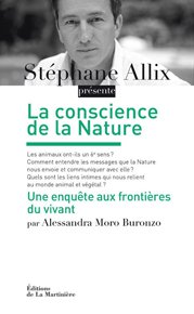 illustration de livre La conscience de la nature