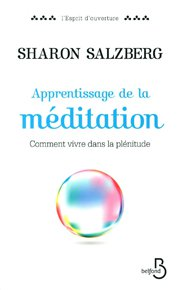 illustration de livre Apprentissage de la méditation