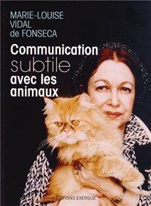 illustration de livre Communication subtile  avec les animaux
