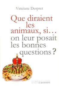 illustration de livre Que diraient les animaux si...  on leur posait les bonnes questions ?