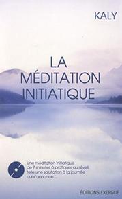 illustration de livre La méditation initiatique