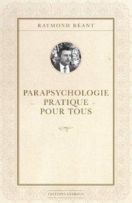 illustration de livre Parapsychologie pratique pour tous