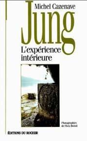 illustration de livre Jung, l'expérience intérieure