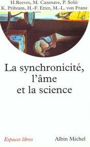 illustration de livre La Synchronicité, l'âme et la science
