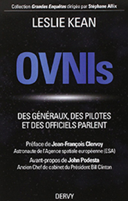 illustration de livre OVNIS - Des généraux, des pilotes et des officiels parlent