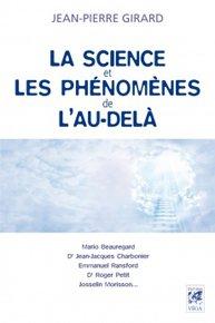 illustration de livre La science et les phénomènes de l'au-delà