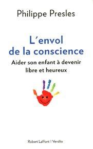 illustration de livre L'envol de la conscience