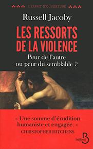 illustration de livre Les ressorts de la violence
