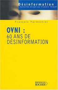 illustration de livre OVNI : 60 ans de désinformation