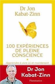 illustration de livre 100 expériences de pleine conscience