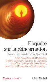 illustration de livre Enquête sur la réincarnation