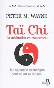 illustration de livre Taï Chi, La méditation en mouvement