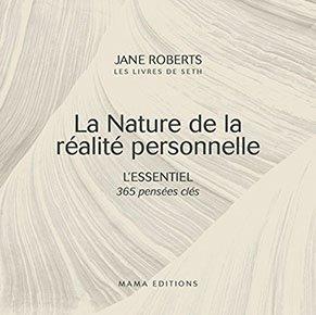 illustration de livre La Nature de la réalité personnelle