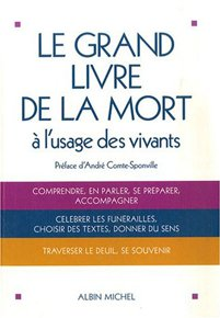 illustration de livre Le grand livre de la mort, à l'usage des vivants