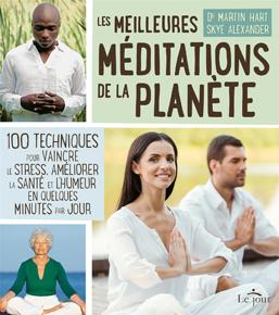 illustration de livre Les meilleures méditations de la planète
