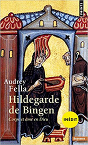 illustration de livre Hildegarde de Bingen