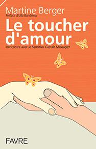 illustration de livre Le toucher d'amour