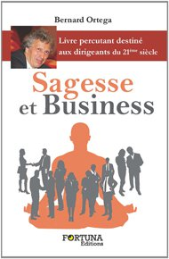 illustration de livre Sagesse et Business