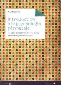 illustration de livre Introduction à la psychologie périnatale