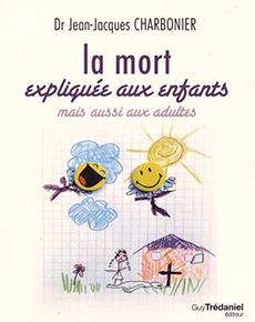 illustration de livre La mort expliquée aux enfants