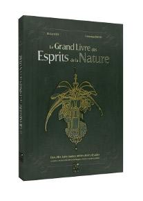 illustration de livre  Le Grand Livre des Esprits de la Nature