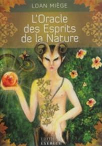 illustration de livre L'Oracle des Esprits de la Nature