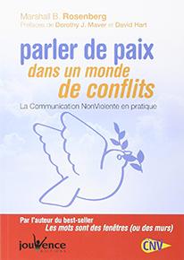 illustration de livre Parler de paix dans un monde de conflits